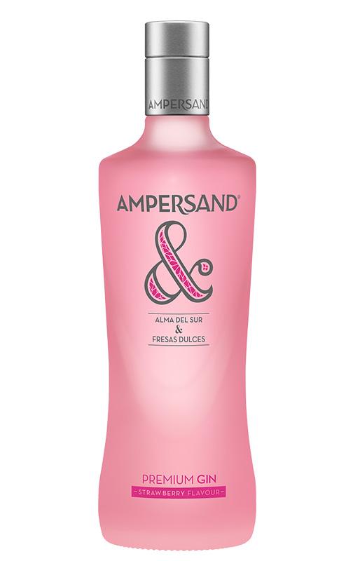 Ampersand Gin Fresas 3