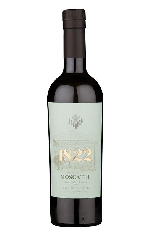 Argüeso Moscatel 1822 3