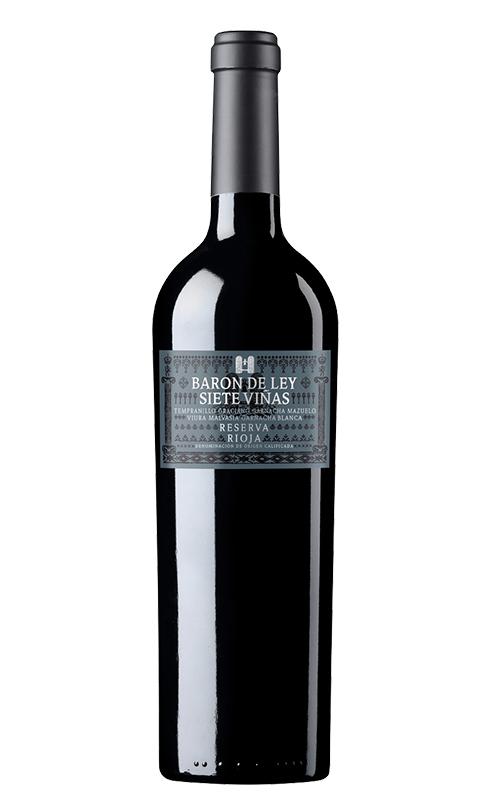 Barón de Ley Reserva Siete Viñas 2012 3