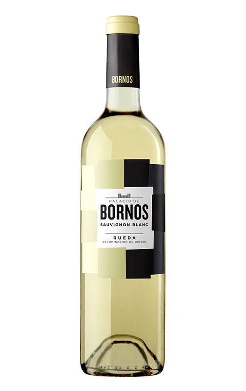 precio vino sauvignon blanc: Palacio de Bornos 2019 3