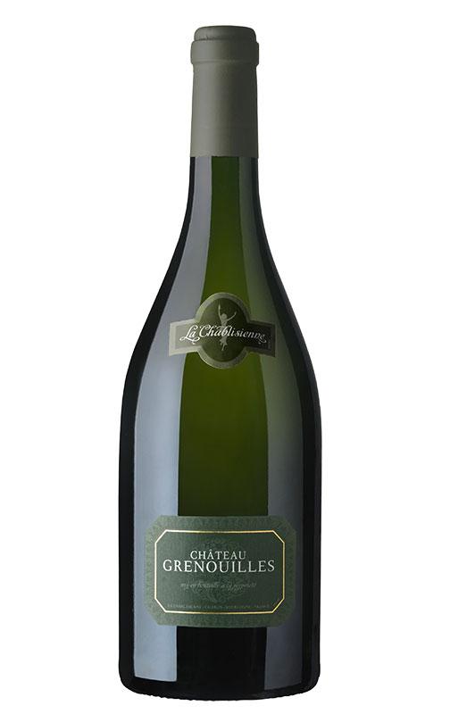 La Chablisienne Grand Cru Château Grenouilles 2012 3