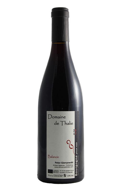 Domaine de Thalie Bourgogne Pinot Noir Balancin 2017 3