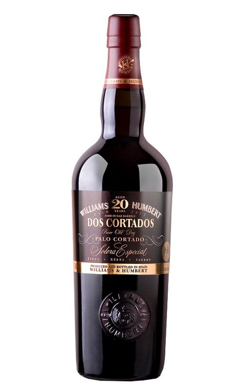 Palo Cortado VOS Dos Cortados Williams and Humbert 3