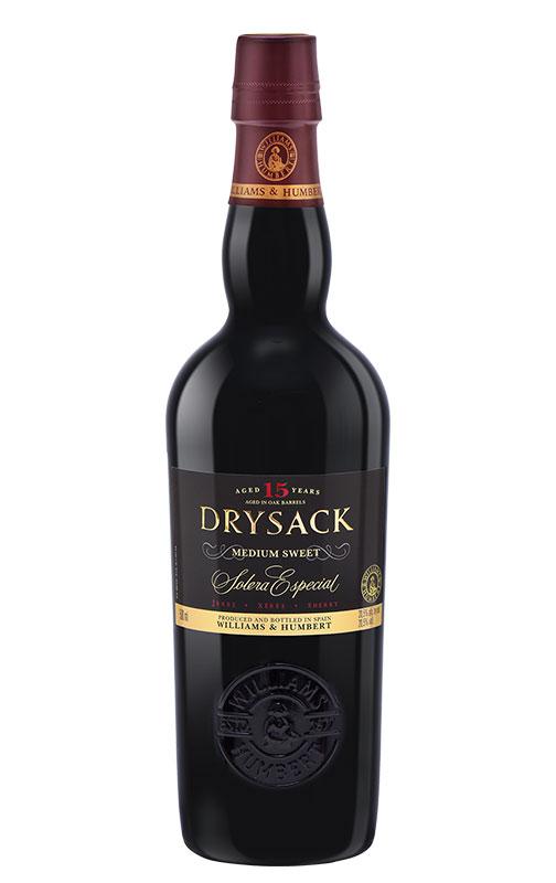 Dry Sack 15 Años Solera Especial Medium 50 cl. 3