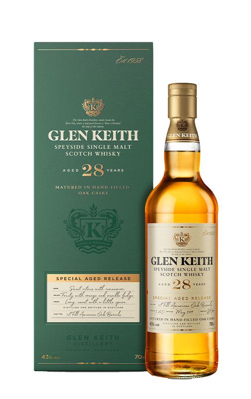 Glen Keith 28 Y.O. 1