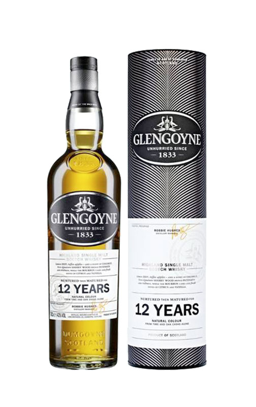 Glengoyne 12y Single Malt 1