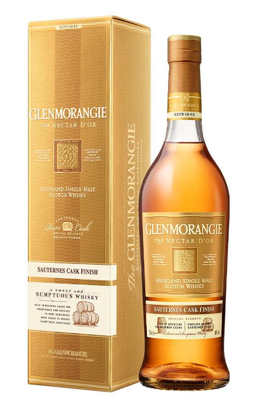 precio glenmorangie nectar d'or 3