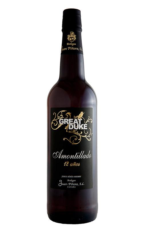 Great Duke Amontillado 12 años 3