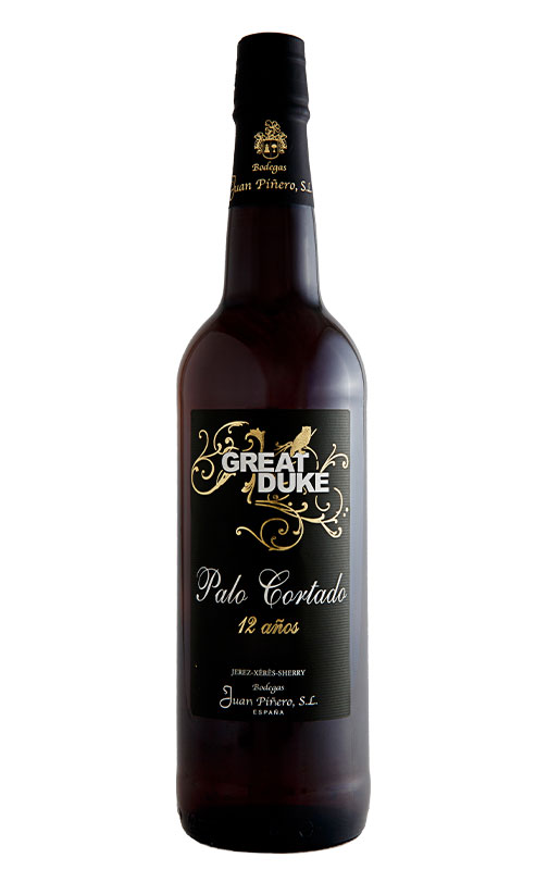 Great Duke Palo Cortado 12 años 3