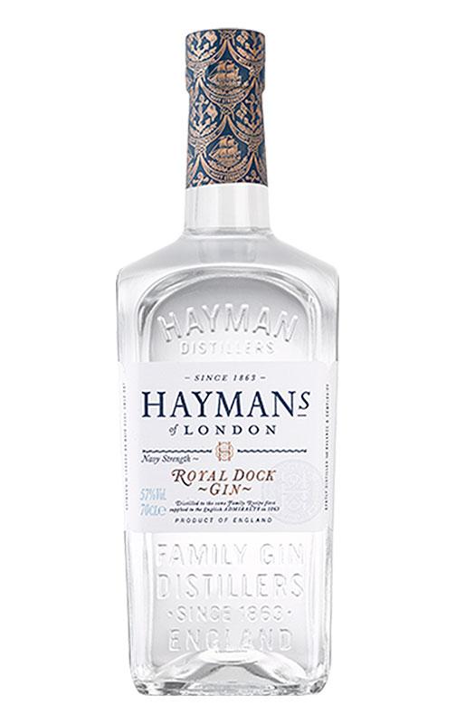 Hayman's Royal Dock Navy Strenght Gin 3
