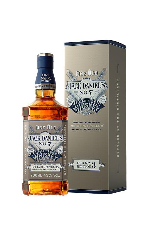 Jack Daniels No.7 Legacy Edition 3 3