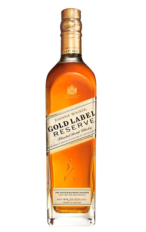 Johnnie Walker Gold Label Reserve 3