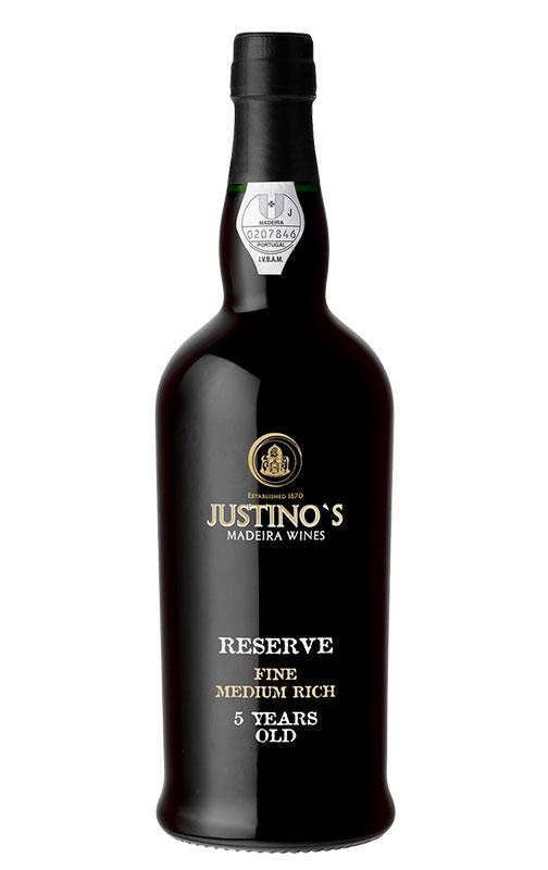 Justino's Reserva 5 Años 3
