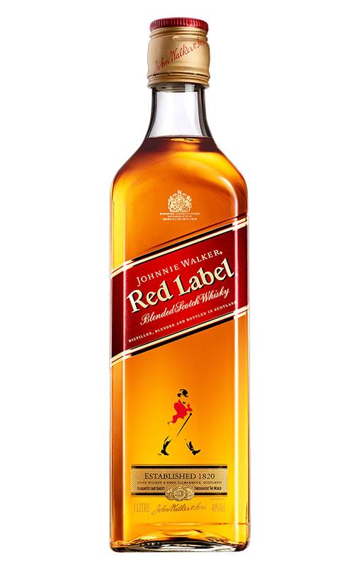 Johnnie Walker Red Label 1 l. 3