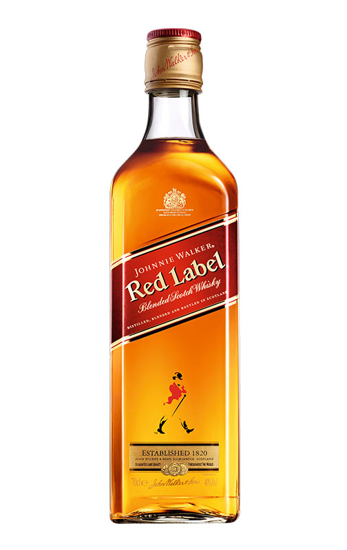 Johnnie Walker Red Label 70 cl. 3