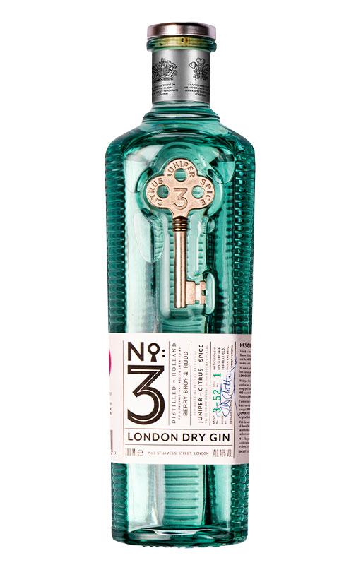 Nº3 London Dry Gin 3