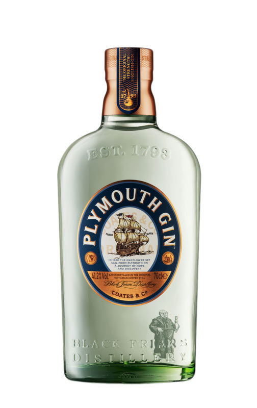 Plymouth Gin Original 3