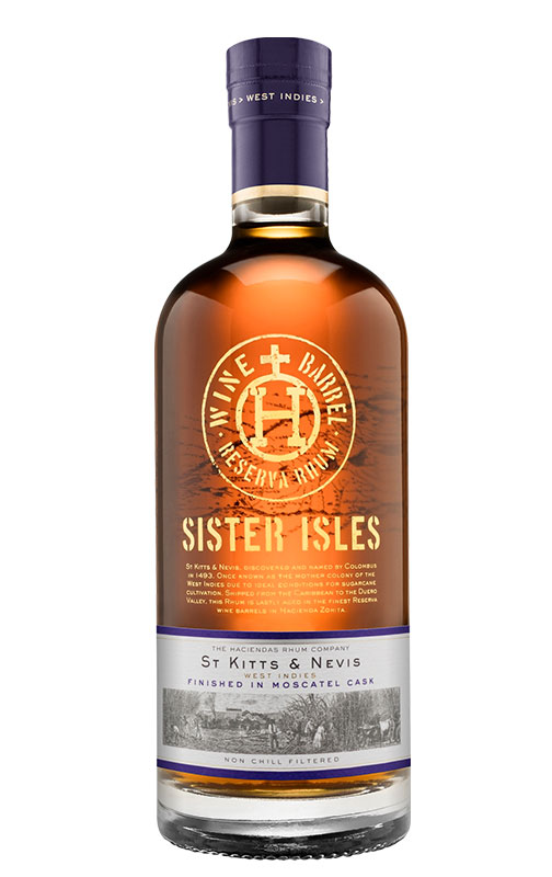Ron Sister Isles Moscatel 3