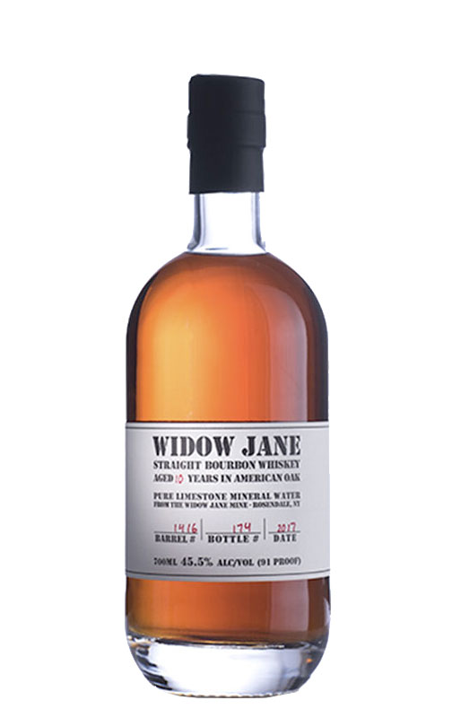 Widow Jane Straight Bourbon Whiskey 10 Years Old 3