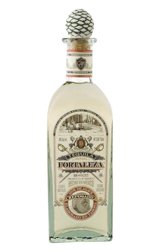 Tequila Fortaleza Reposado 3