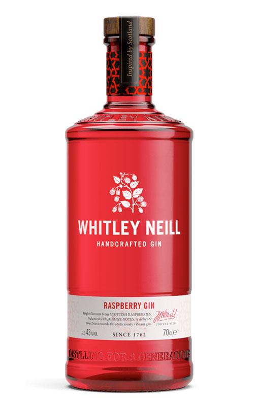 Whitley Neill Raspberry Gin 3