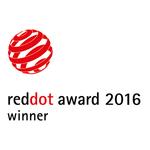 Premiados con un Red Dot award