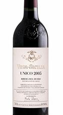 Vega Sicilia Único 2005