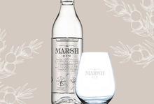 Ginebra Marsh + vaso de regalo