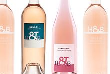 Los rosados de Hecht & Bannier
