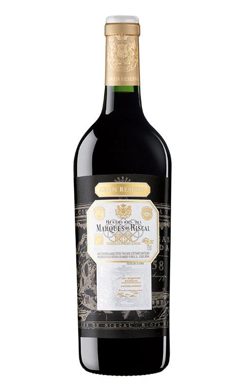 comprar vino marques de riscal: Gran Reserva 2013 3