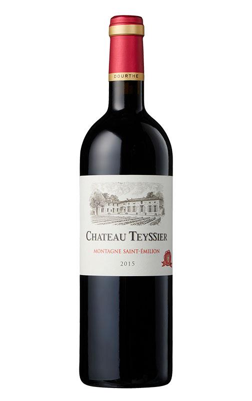 Château Teyssier Montagne 2015 3
