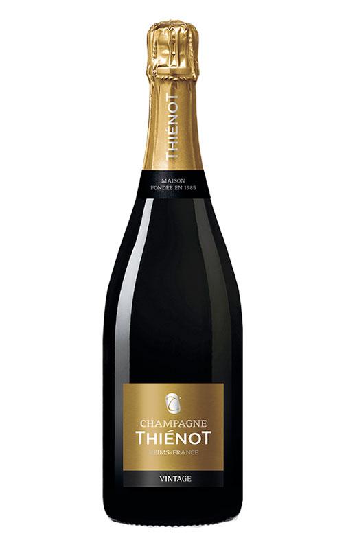 Champagne Thiénot Vintage 2009 3