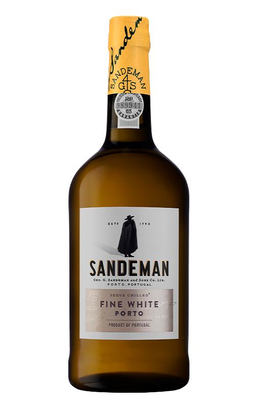 Sandeman Fine White Porto 3